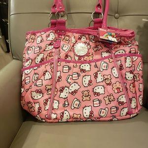 Handbags - Hello kitty Diaper/tote bag